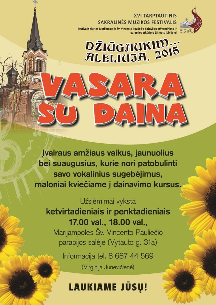 vasaros kursai 2015