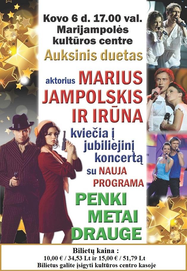 duetas marijampole
