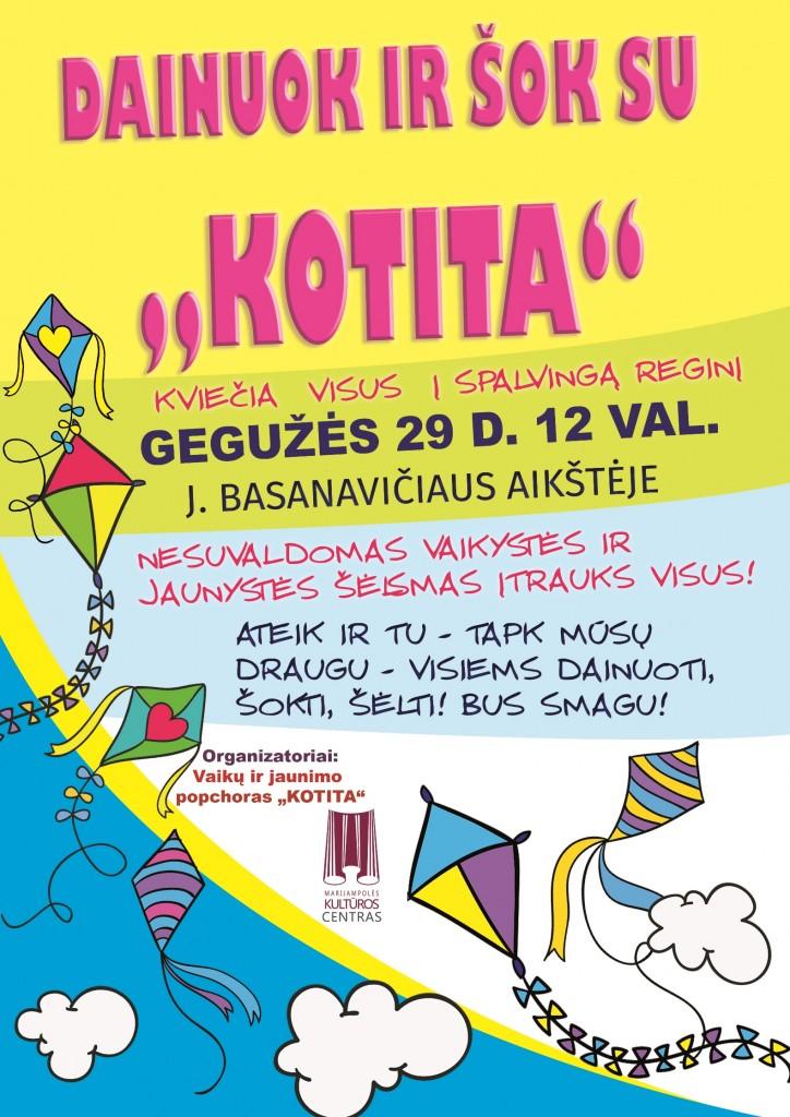 Kotita ir draugai 2016 - Kopija